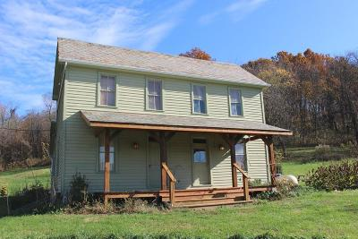 Perry County Single Family Home For Sale: 2086 Cooperider Road NE