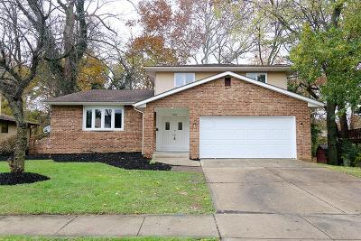 Reynoldsburg Single Family Home Contingent Finance And Inspect: 7050 White Butterfly Lane