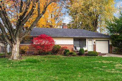 Single Family Home Contingent Finance And Inspect: 2372 Cranford Road