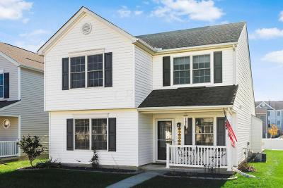 Dublin Single Family Home Contingent Finance And Inspect: 5975 Haydens Crossing Boulevard