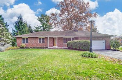 Blacklick Single Family Home Contingent Finance And Inspect: 1800 Reynoldsburg New Albany Road