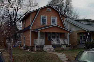 Single Family Home Sold: 1405 E 20th Avenue