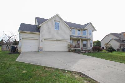 Pickerington Single Family Home For Sale: 13578 Mottlestone Drive