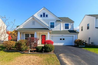 Canal Winchester Single Family Home Contingent Finance And Inspect: 6693 Cherry Bend