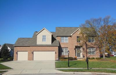 Powell Single Family Home Contingent Finance And Inspect: 537 Vogt Court N