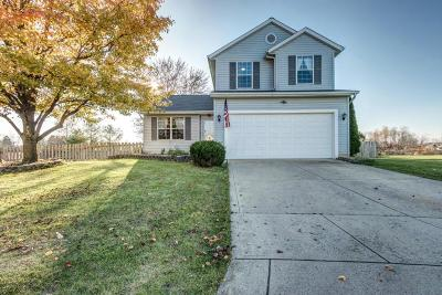 Pataskala Single Family Home Contingent Finance And Inspect: 178 Fairgrounds Street
