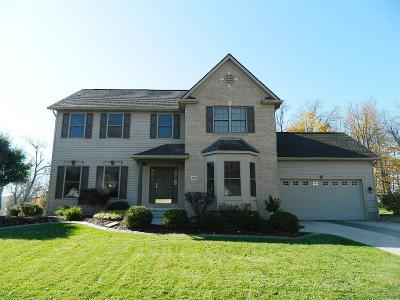 Heath Single Family Home For Sale: 351 River Oaks Drive