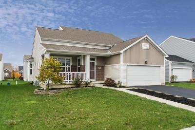 Westerville Single Family Home Contingent Finance And Inspect: 5996 Follensby Drive
