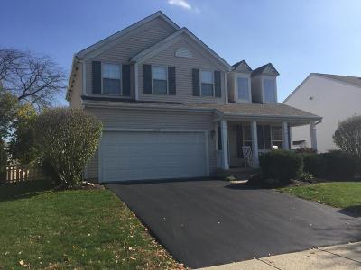 Blacklick Single Family Home For Sale: 372 Rocky Springs Drive