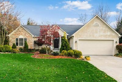 Dublin Single Family Home Contingent Finance And Inspect: 7312 Claddaugh Lane