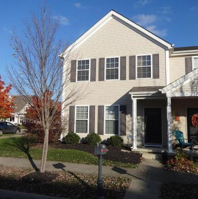 Westerville Single Family Home Contingent Finance And Inspect: 5944 Treven Way