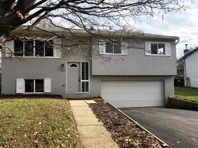 Gahanna Single Family Home For Sale: 512 Flintwood Drive