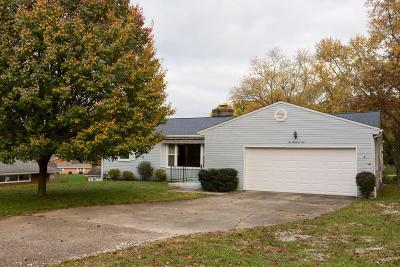 Mount Vernon OH Single Family Home For Sale: $149,900