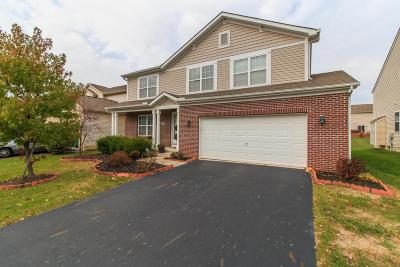 Blacklick Single Family Home For Sale: 7886 Prairie Willow Drive