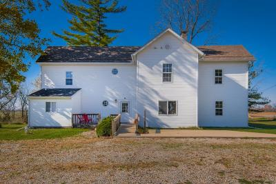 Delaware County, Franklin County, Union County Single Family Home For Sale: 8189 State Route 736