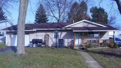 Johnstown Single Family Home For Sale: 74 Saratoga Drive