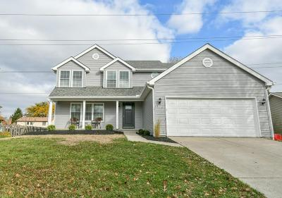 Westerville Single Family Home Contingent Finance And Inspect: 352 Burns Drive