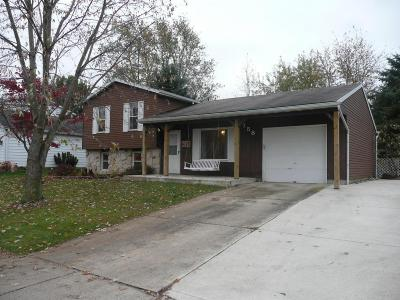 Delaware Single Family Home Contingent Finance And Inspect: 158 Rock Creek Drive