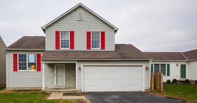 Westerville Single Family Home For Sale: 5591 Buxley Drive