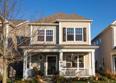 Westerville Single Family Home For Sale: 6135 Rackley Way
