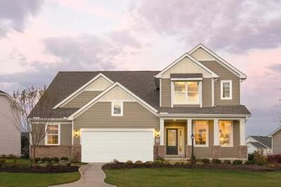 Pickerington Single Family Home Contingent Finance And Inspect: 11894 Spring Creek Drive