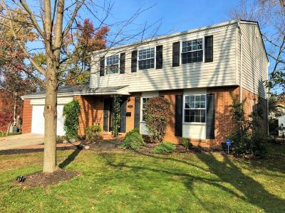 Worthington Single Family Home Contingent Finance And Inspect: 6720 Evening St