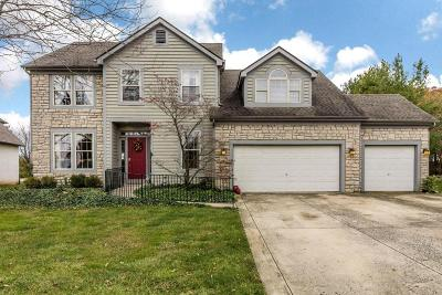 Grove City Single Family Home Contingent Finance And Inspect: 4714 Goodman Street