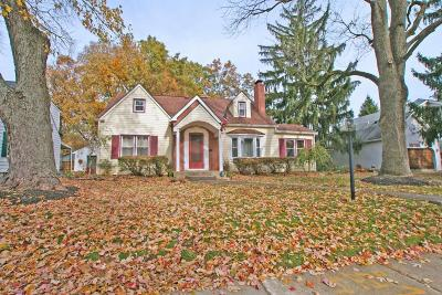 Clintonville Single Family Home For Sale: 374 Chatham Road
