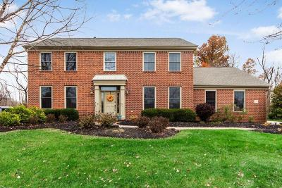 Blacklick Single Family Home For Sale: 2516 Ashcroft Loop