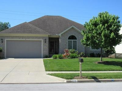 Westerville Single Family Home Contingent Finance And Inspect: 999 Laketree Court W