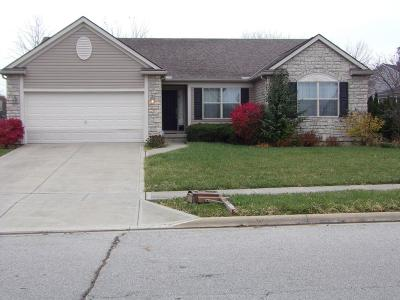Reynoldsburg OH Single Family Home Contingent Finance And Inspect: $206,000