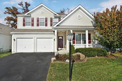 Columbus Single Family Home For Sale: 3672 Grimes Drive
