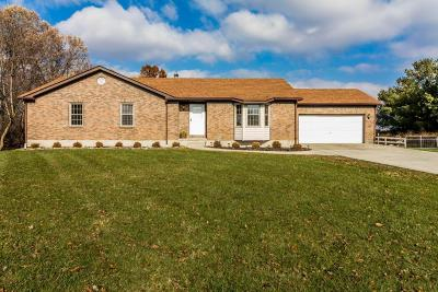 Johnstown Single Family Home For Sale: 13868 Fancher Road