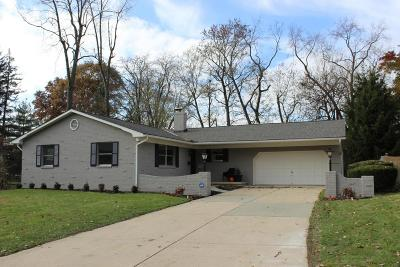 Worthington Single Family Home For Sale: 241 Chaucer Court