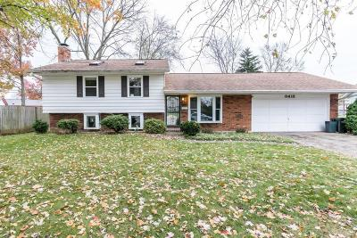 Single Family Home For Sale: 3412 Grandon Court