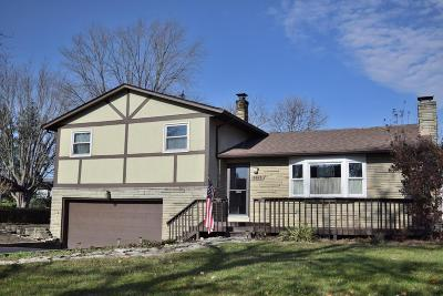 Single Family Home For Sale: 5842 Alkire Road