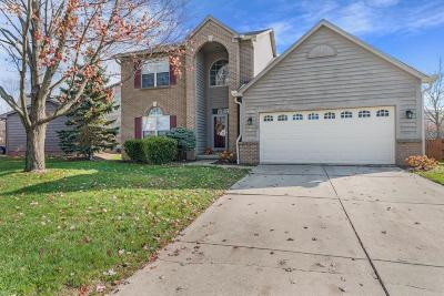 Westerville Single Family Home Contingent Finance And Inspect: 395 Aylesbury Drive S