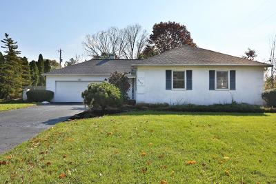 Pickerington Single Family Home Contingent Finance And Inspect: 9757 Grandview Avenue