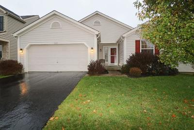 Columbus Single Family Home Contingent Finance And Inspect: 1541 Grove Hill Drive