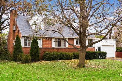 Columbus Single Family Home For Sale: 2260 Middlesex Road