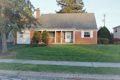 Upper Arlington Single Family Home Contingent Finance And Inspect: 2660 Montcalm Road
