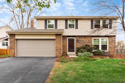 Columbus Single Family Home For Sale: 269 Maybank Court