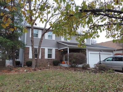 Powell Single Family Home Contingent Finance And Inspect: 7847 Maplecreek Court