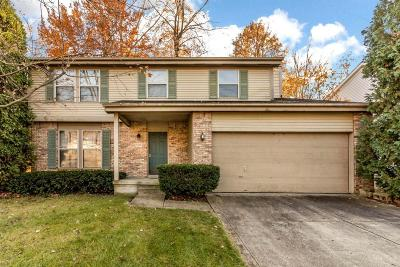 Gahanna Single Family Home For Sale: 503 Woodmark