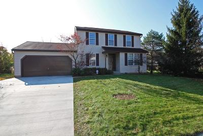 Reynoldsburg OH Single Family Home For Sale: $144,900