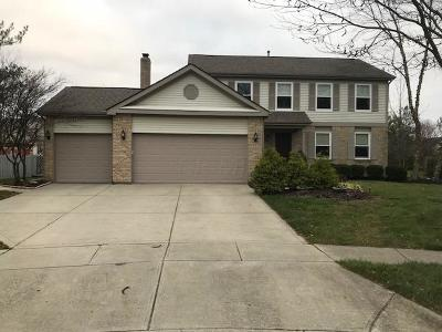 Galloway Single Family Home Contingent Finance And Inspect: 844 Eddy Court