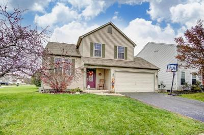 Reynoldsburg OH Single Family Home Contingent Finance And Inspect: $169,000