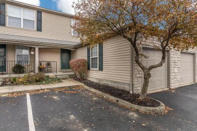 Hilliard Condo Contingent Finance And Inspect: 1896 Bennigan Drive #101C