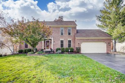 Columbus Single Family Home Contingent Finance And Inspect: 439 Whitley Drive