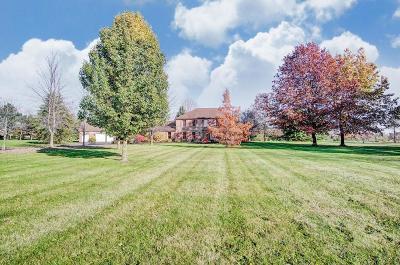 Pickerington Single Family Home For Sale: 13550 Tollgate Road